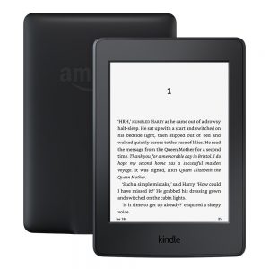 Kindle Paperwhite: Travelling smarter