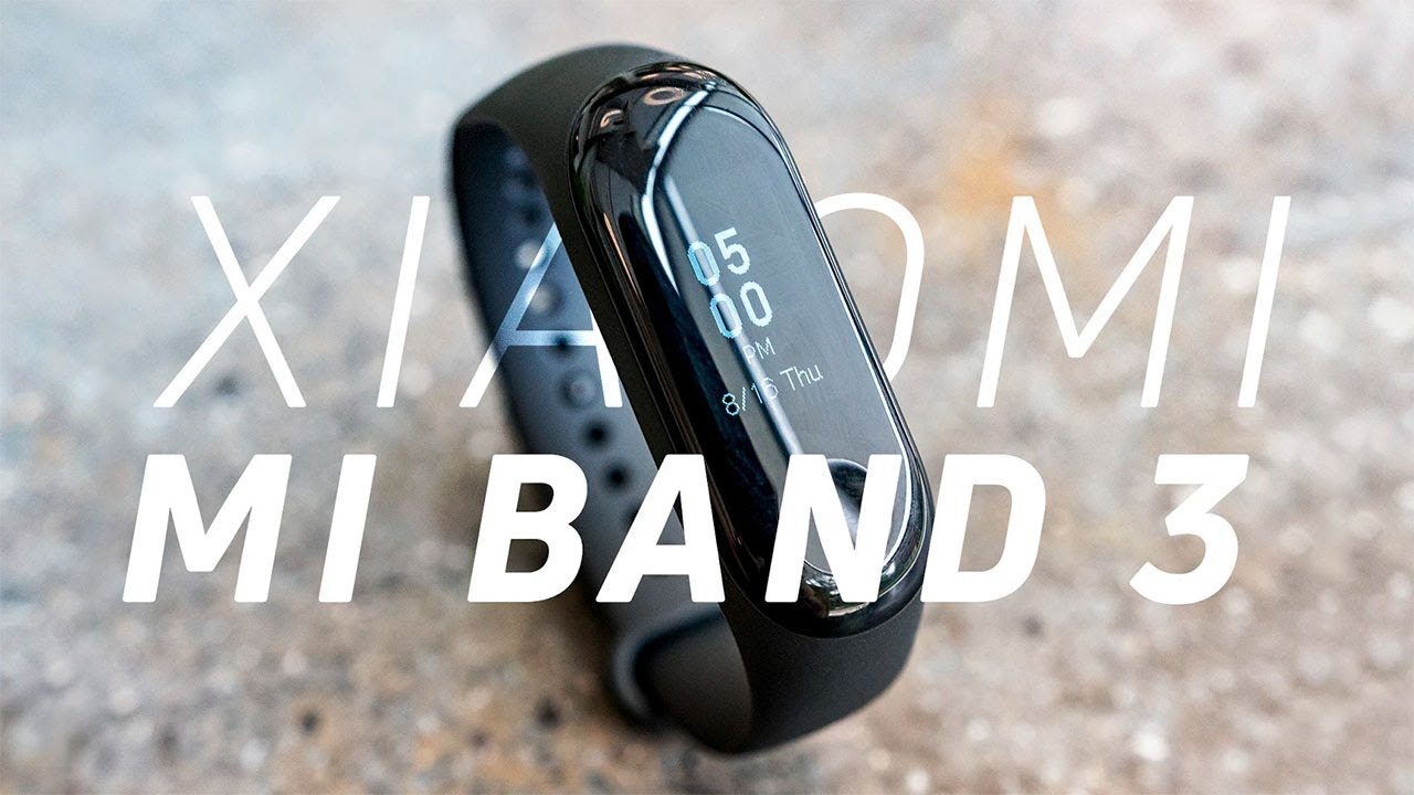 Mi 3 fitness band review