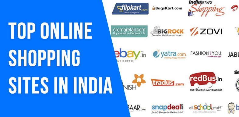 Top 19 Online Shopping Sites in India 2020