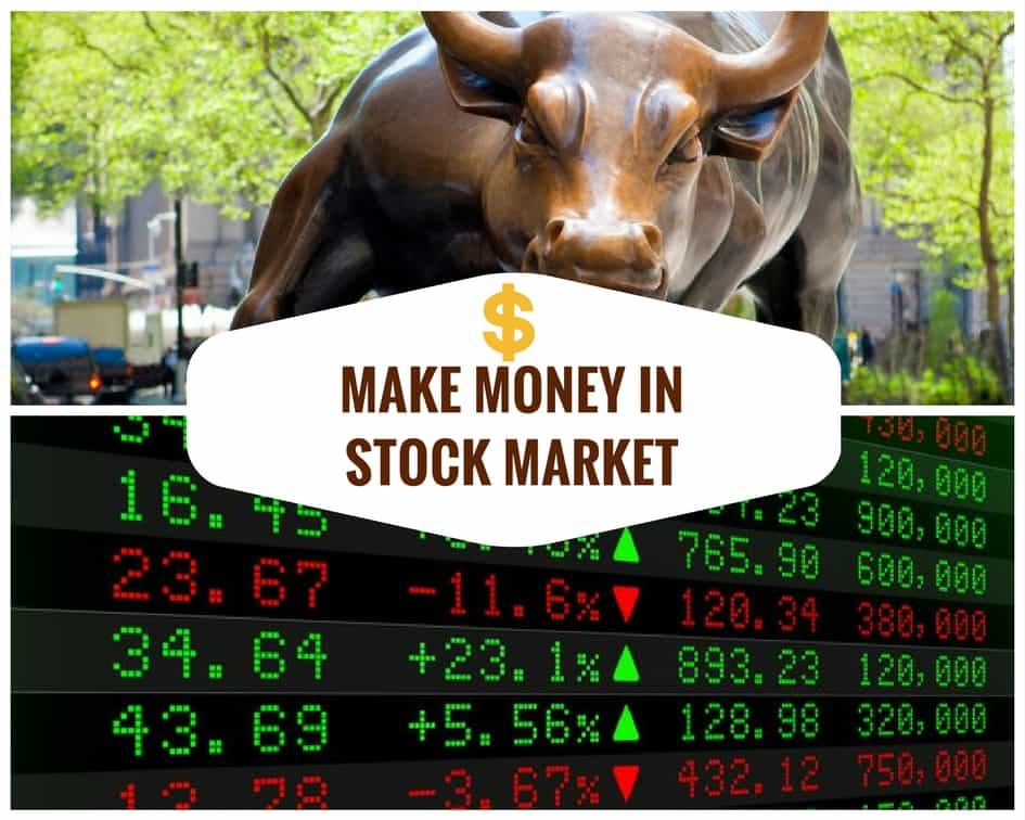 make money in stock market